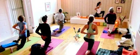 yoga kunst workshop